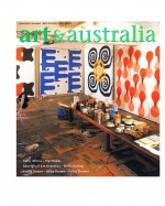 Art and Australia Cover 2002 2013 by Peter Atkins