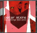 Big Paintings - catalogue 2003 by Peter Atkins