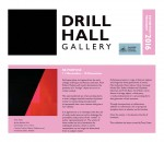Drill Hall Re-Purpose 2016 by Peter Atkins