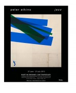 Jazz - Martin Browne Contemporary 27 June-21 July 2013 by Peter Atkins