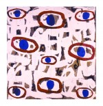 Katab - Eye Pattern 1993 by Peter Atkins