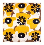 Katab (flower and spot pattern) 1993 by Peter Atkins