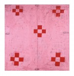 Quilt 1992 by Peter Atkins